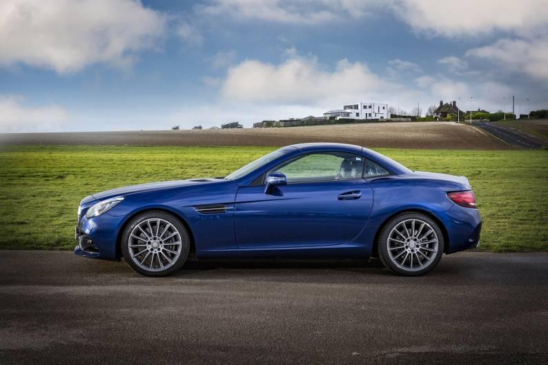 Mercedes-Benz SLC 200 review