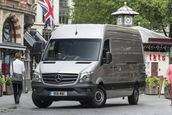 Mercedes-Benz Sprinter review