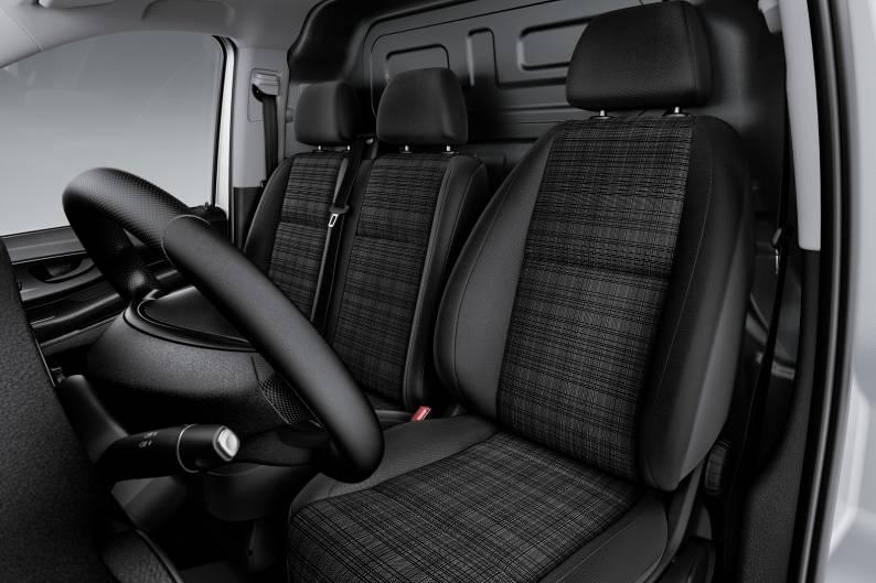 Mercedes-Benz Vito review