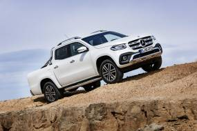Mercedes-Benz X-Class pick-up review