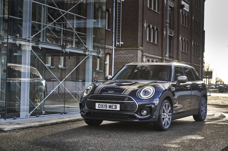 Mini Clubman Review Car Review Rac Drive