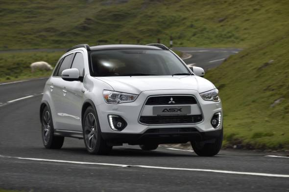 Mitsubishi ASX 1.6 DI-D review