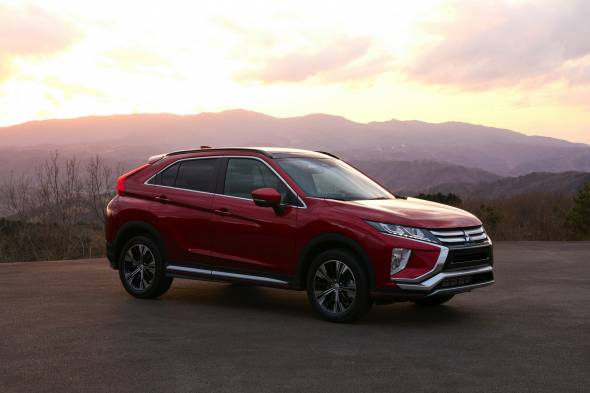 Mitsubishi Eclipse Cross 2WD review