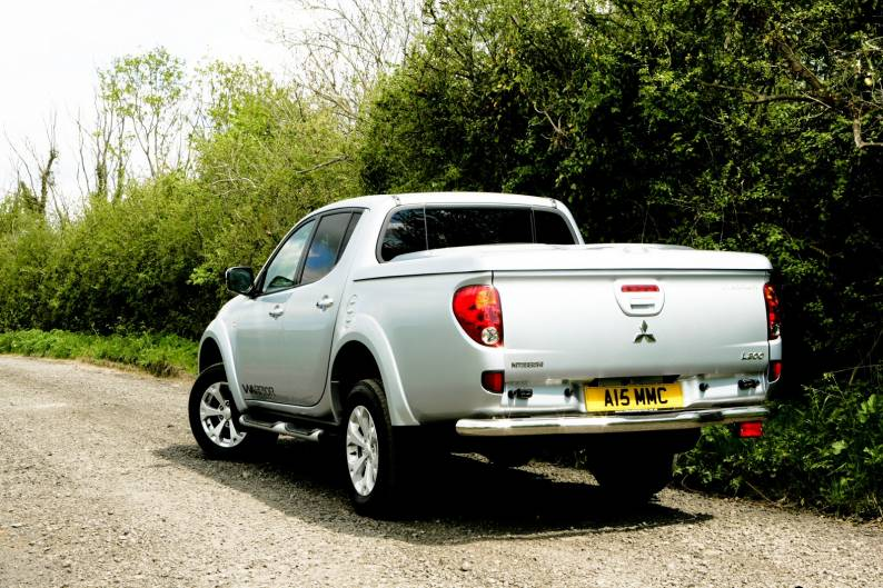 Mitsubishi L200 range (2006 - 2010) used car review