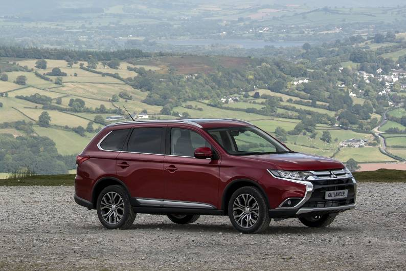 Mitsubishi Outlander review