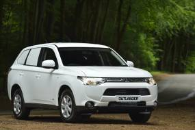 Mitsubishi Outlander Commercial review