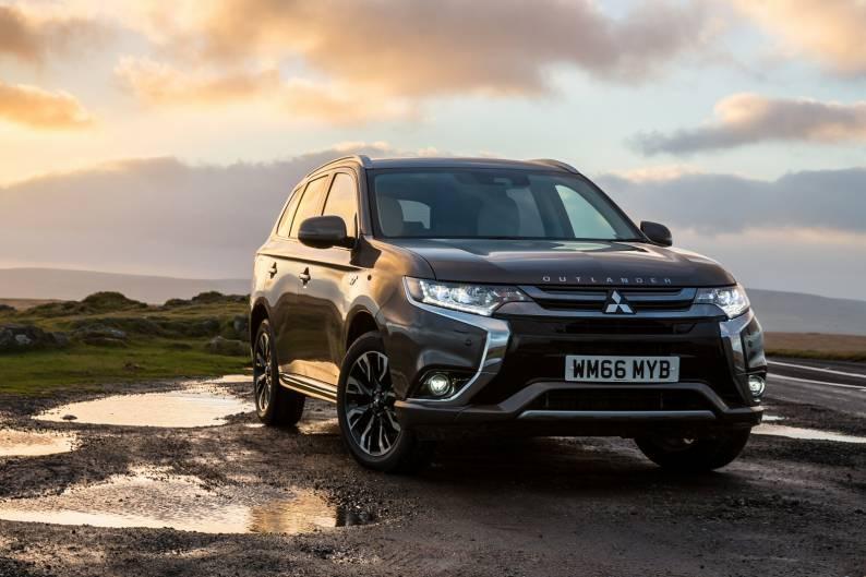 Mitsubishi Outlander PHEV review