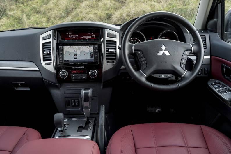 Mitsubishi Shogun review