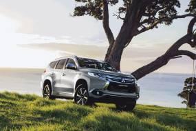 Mitsubishi Shogun Sport review
