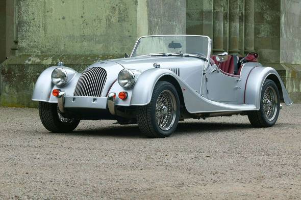 Morgan Roadster review
