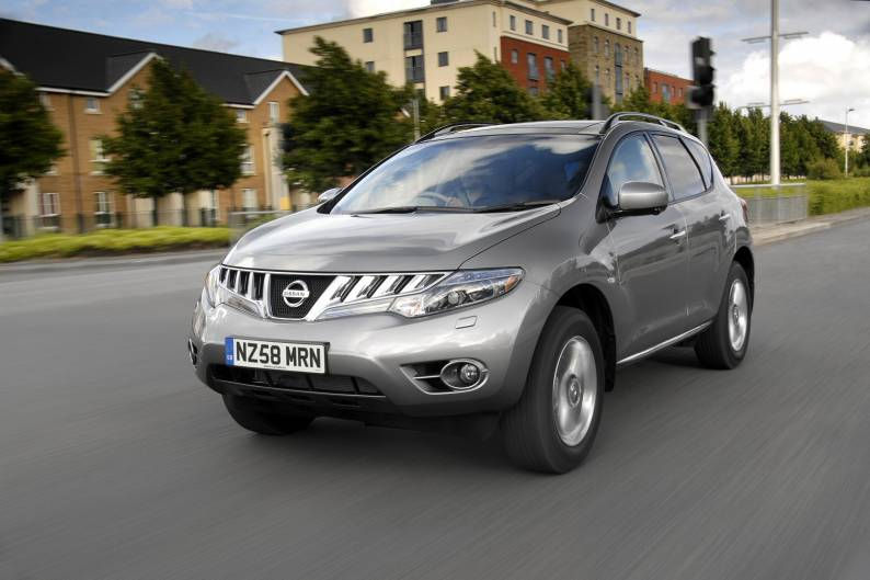 Nissan Murano (2008 - 2011) used car review | Car review | RAC Drive