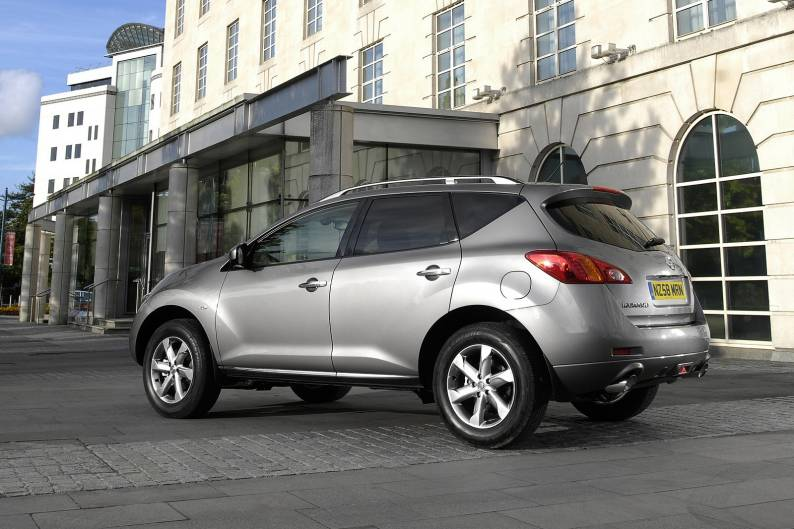 ... Nissan Murano (2008   2011) Used Car Review ...