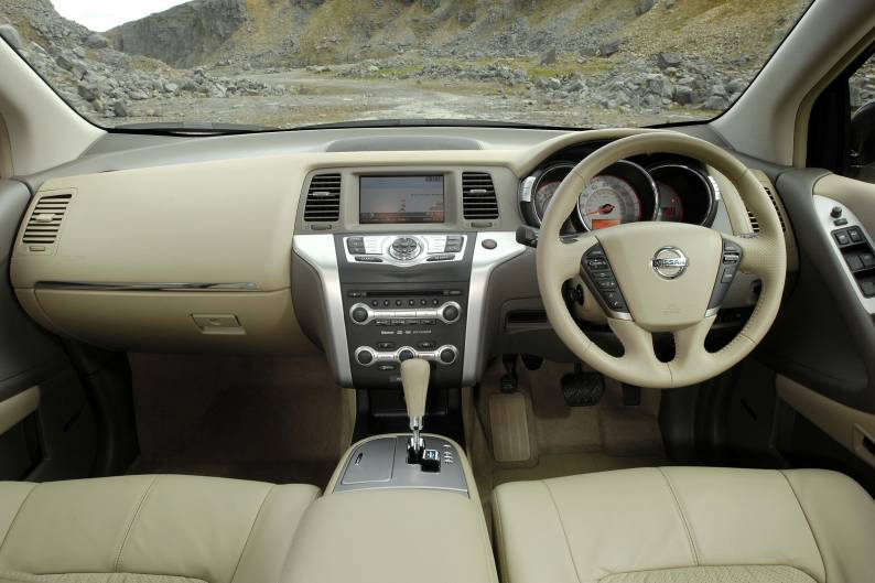 Charming ... Nissan Murano (2008   2011) Used Car Review ...
