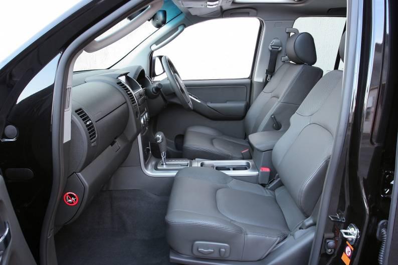 Nissan Navara pickup (2005 - 2010) used car review