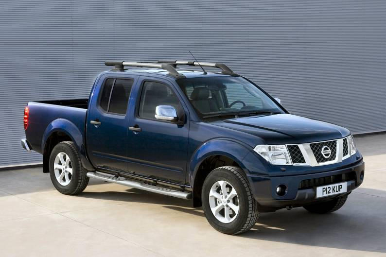 nissan navara pickup 2005 2010 used car review car review rac drive. Black Bedroom Furniture Sets. Home Design Ideas