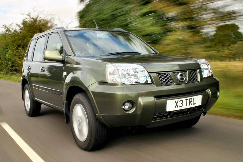 nissan x trail 2001 2007 used car review car review rac drive rh rac co uk Water Pump Nissan X-Trail nissan x trail 2003 user manual
