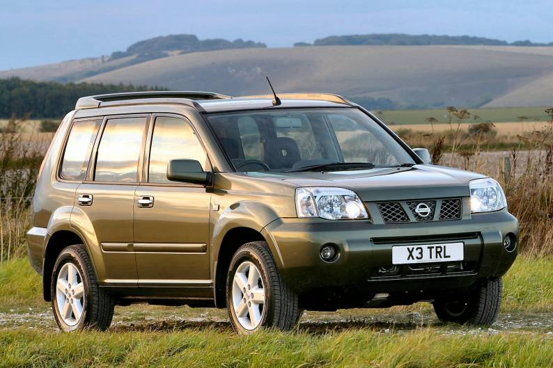 2005 nissan x trail reviews
