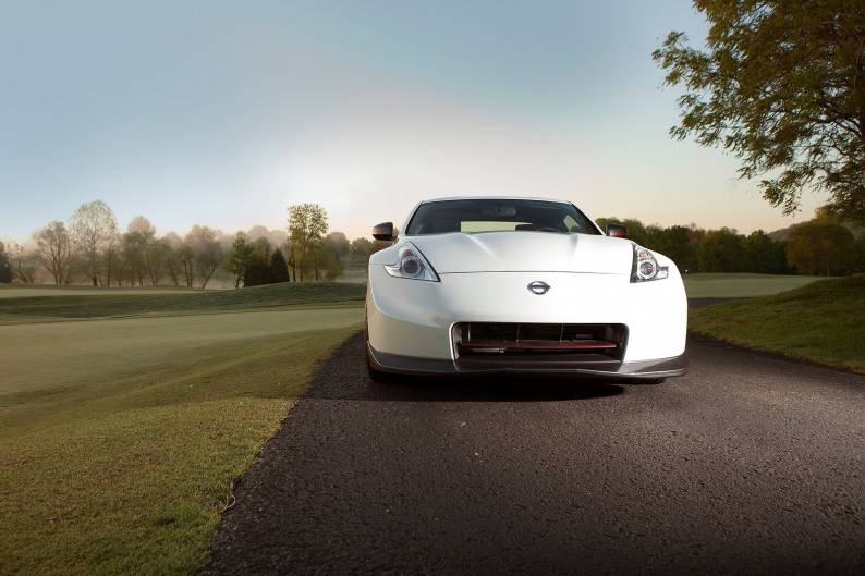 Nissan 370Z Coupe review