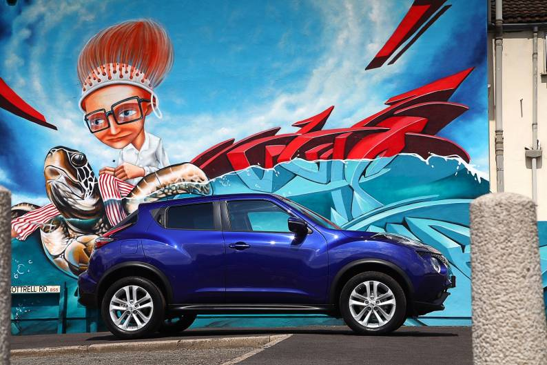 Nissan Juke 1.6 DIG-T review