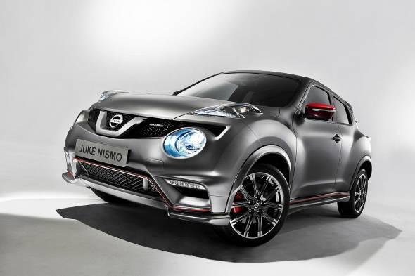 Nissan Juke Nismo review