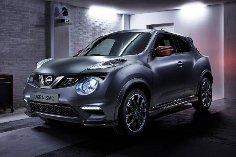 ... Nissan Juke Nismo RS Review ...