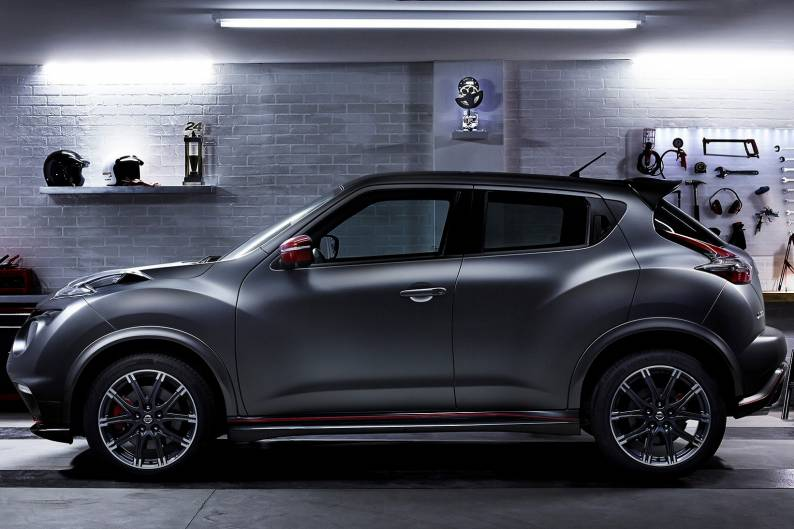 Nissan Juke Nismo Rs Review Car Review Rac Drive