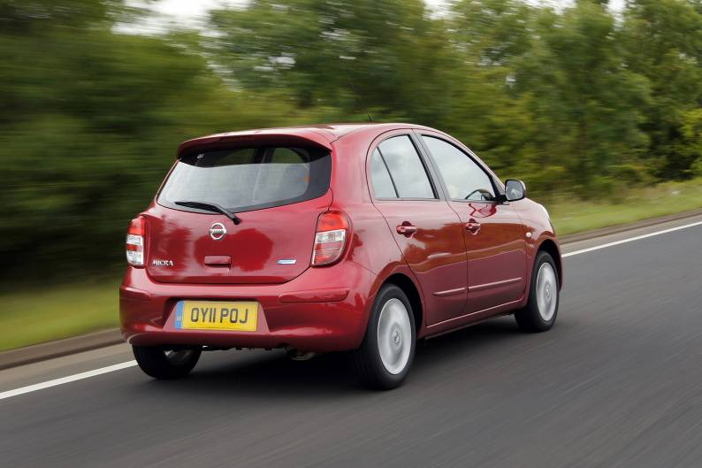 nissan micra 2010 2013 used car review car review. Black Bedroom Furniture Sets. Home Design Ideas