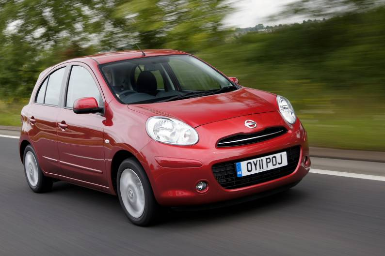 nissan micra 2010 2013 used car review car review rac drive. Black Bedroom Furniture Sets. Home Design Ideas