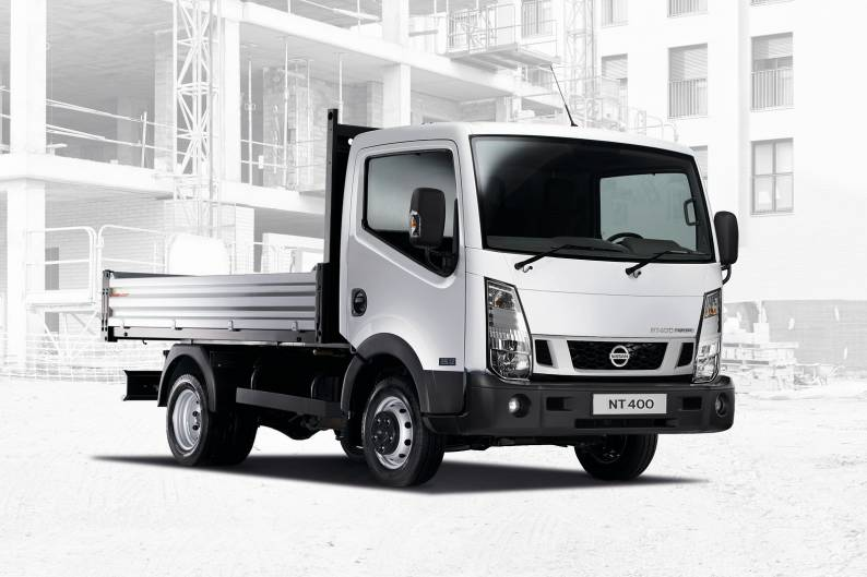 Nissan NT400 review
