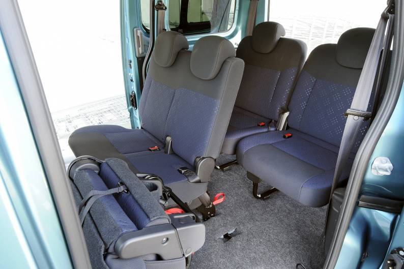 Nissan NV200 Combi review