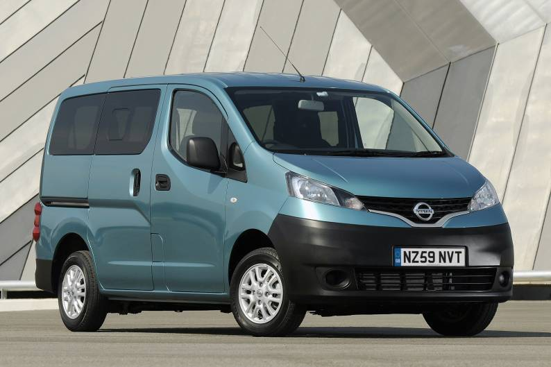 nissan nv200 combi review car review rac drive. Black Bedroom Furniture Sets. Home Design Ideas