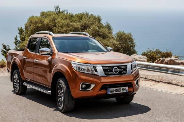 Nissan Navara review