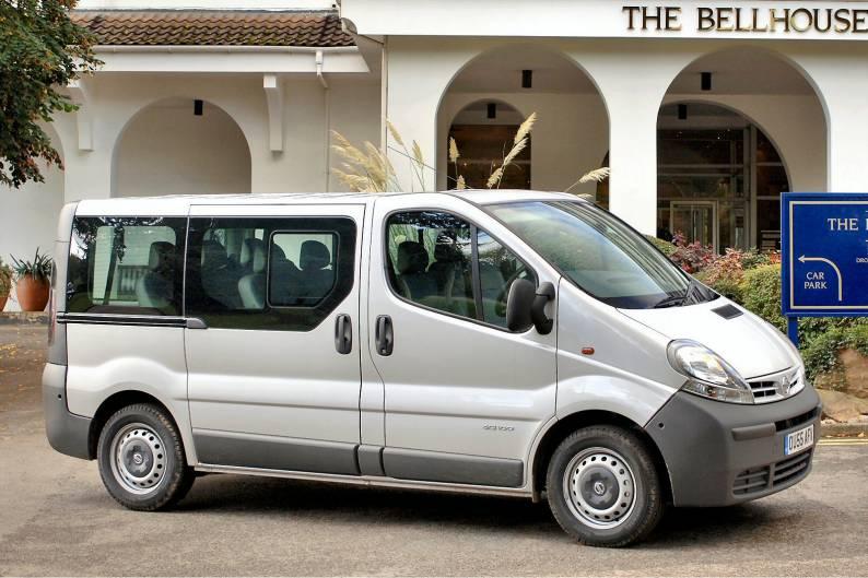 Nissan Primastar MiniBus review