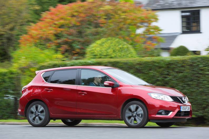 Nissan Pulsar review