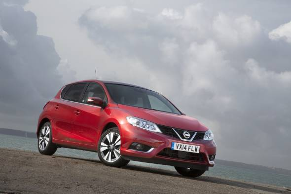 Nissan Pulsar 1.6 DIG-T 190PS review