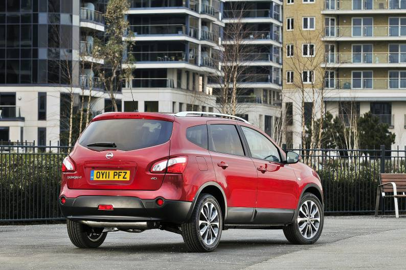 Nissan Qashqai +2 (2009 - 2014) used car review