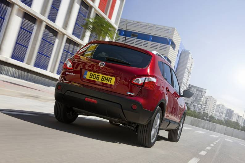 Nissan Qashqai (2010 - 2011) used car review