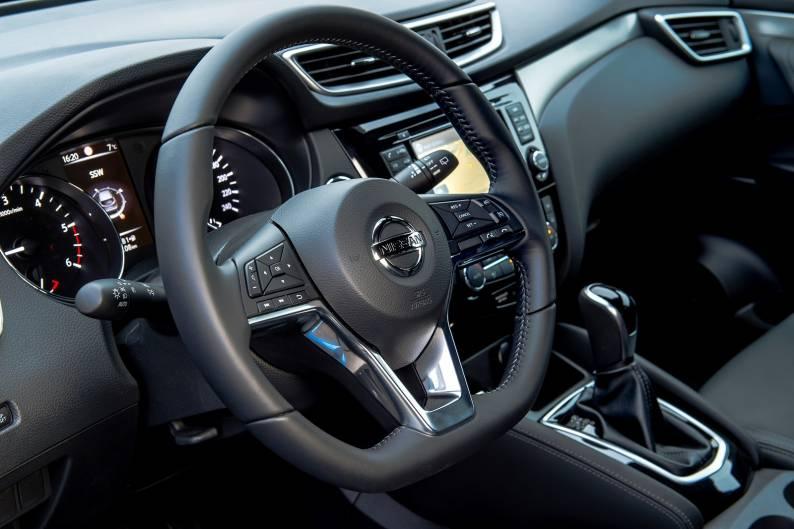 nissan qashqai 1.2 dig-t review | car review | rac drive
