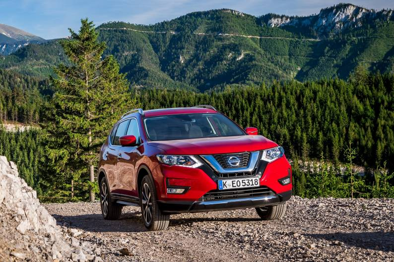 Nissan X-TRAIL 1.6 dCi review