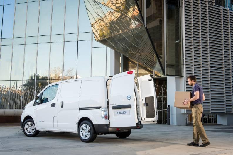 Nissan e-NV200 review