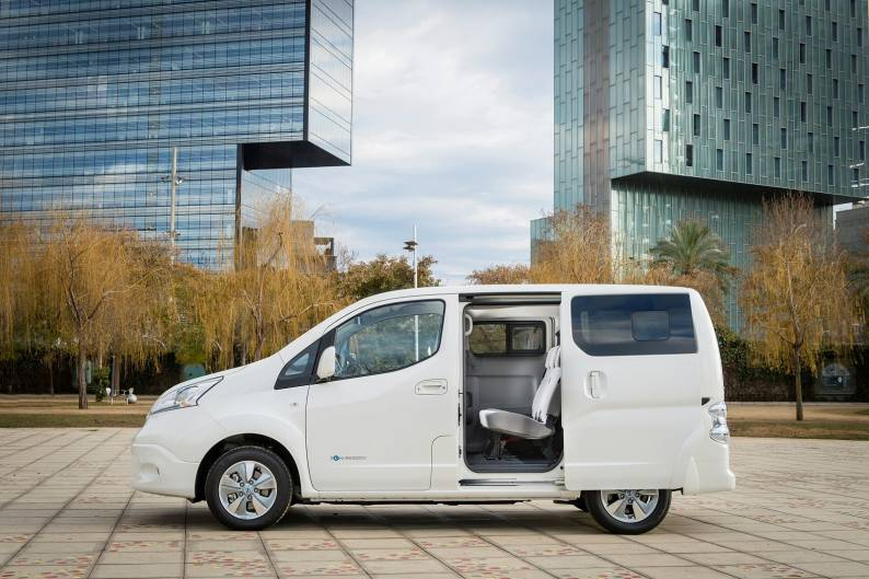 Nissan e-NV200 review