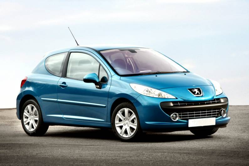 peugeot 207 2006 2009 used car review car review rac drive. Black Bedroom Furniture Sets. Home Design Ideas