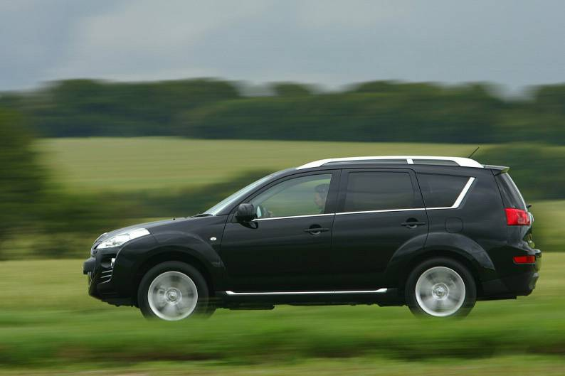 ... Peugeot 4007 (2007 - 2012) used car review ...