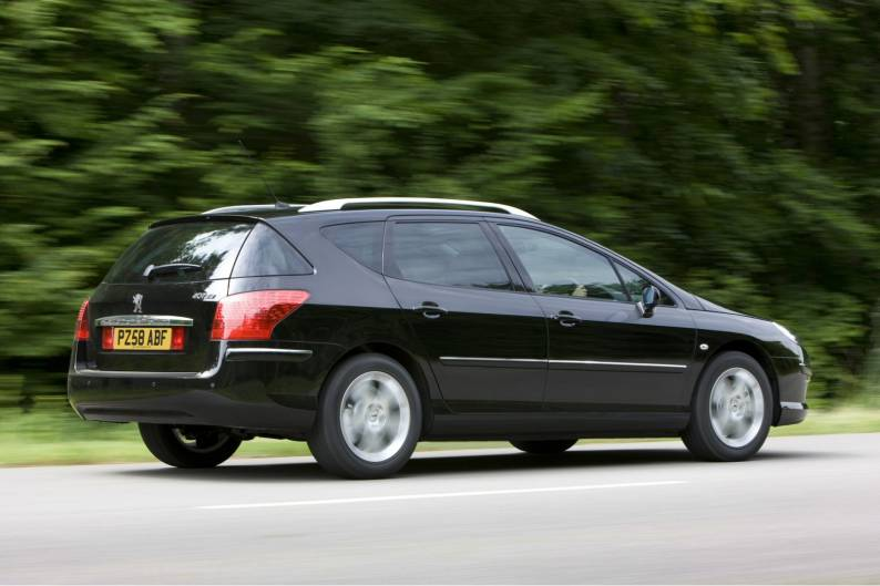 peugeot 407 sw 2004 2011 used car review car review rac drive rh rac co uk
