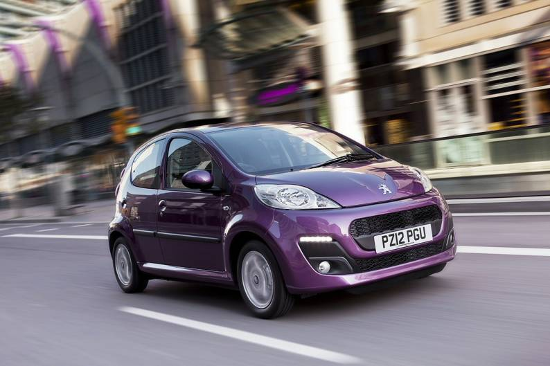 Peugeot 107 (2012 - 2014) used car review | Car review | RAC Drive