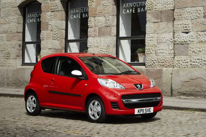 Peugeot 107 (2005 - 2011) used car review