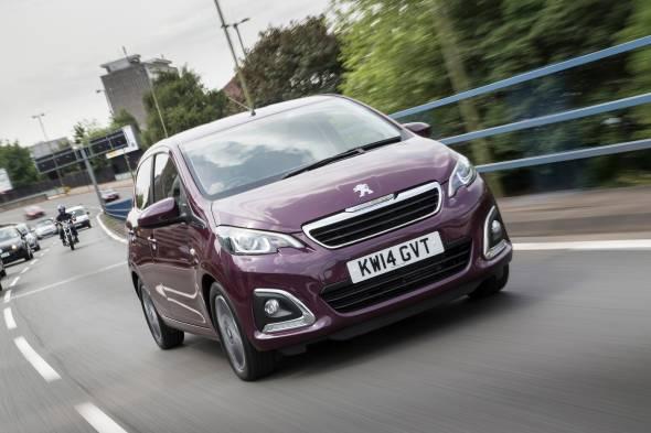 Peugeot 108 1.2 VTi review