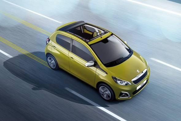 Peugeot 108 Top! review