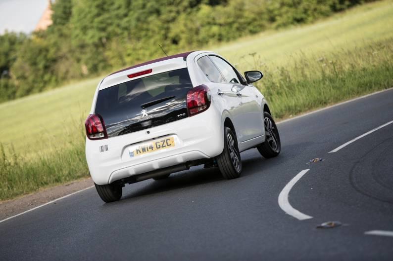 Peugeot 108 Top! Cabrio review