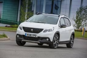 Peugeot 2008 BlueHDi 100 review